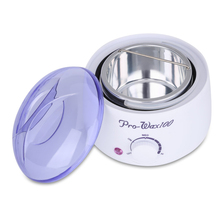 Pro Warmer Wax Heater Mini SPA Hand Epilator Feet Paraffin Wax Rechargeable Paraffin Purple Heater Body Depilatory Hair Removal