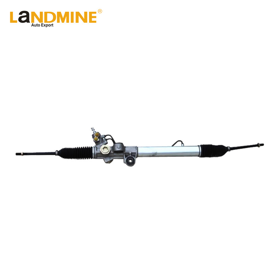 Free Shipping New Isuzu D Max 44 Steering Rack Gear Automobiles Power Steering Box Assembly 8