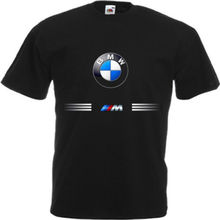 """NEW T-SHIRT""""POWERFUL CARS FOR STRONG PEOPLE BMW M-SERIES""""DTG PRINTED TEE- S- 6XL"""