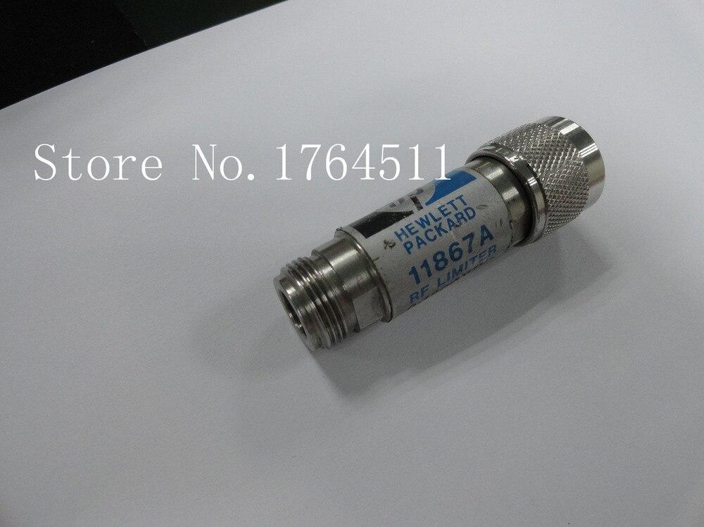 [BELLA] ORIGINAL 11867A DC-1800MHZ 10W N RF Coaxial Microwave Limiter