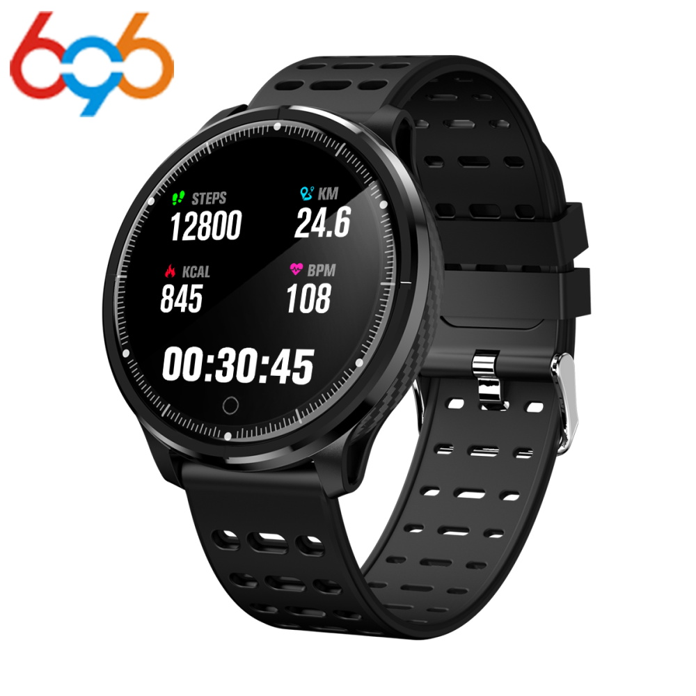 696 Smart Band P71 Bluetooth Watch Bracelet Pedometer Active Fitness Tracker heart rate blood Pressure Band