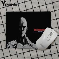 Yinuoda 2018 New One punch man Gamer Speed Mice Retail Small Rubber Mousepad Keyboard Mat Table mat anime mouse pads 3