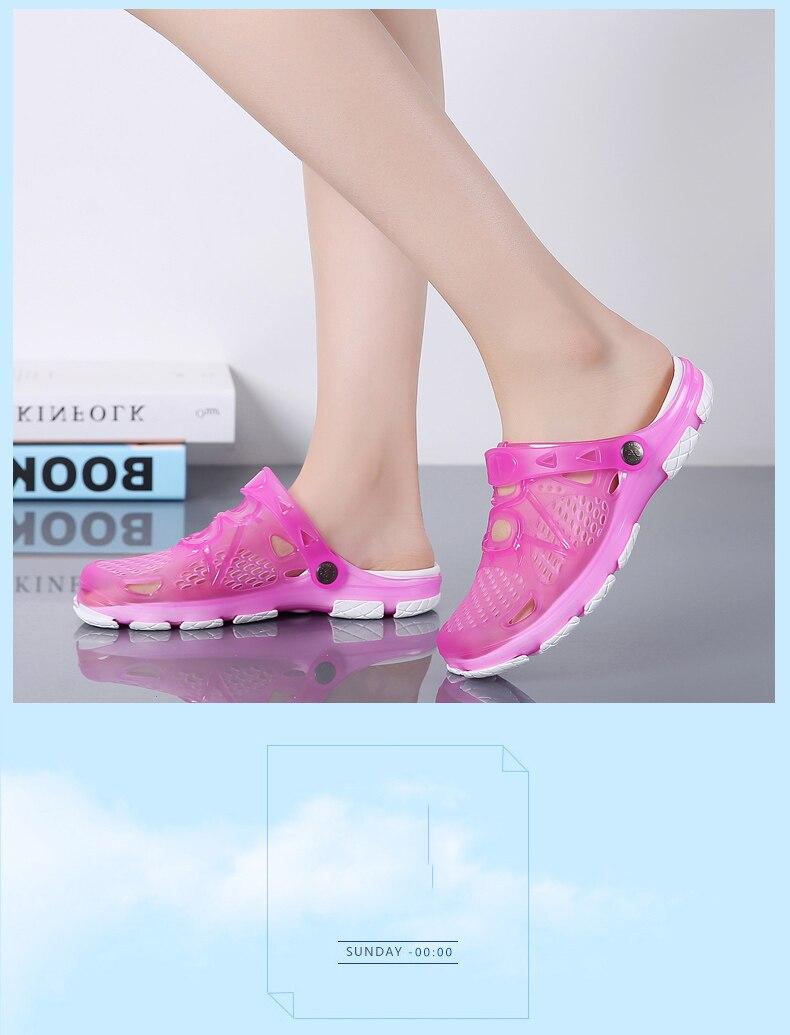 HTB1KbNrQSzqK1RjSZFHq6z3CpXa3 Women Sandals Summer Slippers 2019 New Women Outdoor Beach Casual Shoes Cheap Female Sandals Water Shoes Sandalia women
