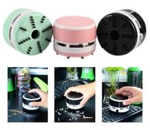 Creative Wireless Handheld Type Vacuum Cleaner Mini Clean Scraps Machine Portable Dust Collector High Temperature Resistant