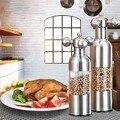 Новинка  1 шт. кухонные устройства для творчества  мельница для перца  мельница для черного перца  мельница для чеснока  мельница для специй  ...
