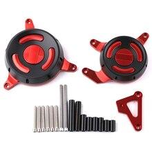 Para Yamaha R3 R25 MT03 CNC protección del motor Cubierta anticaída accesorios de motocicleta Slip on