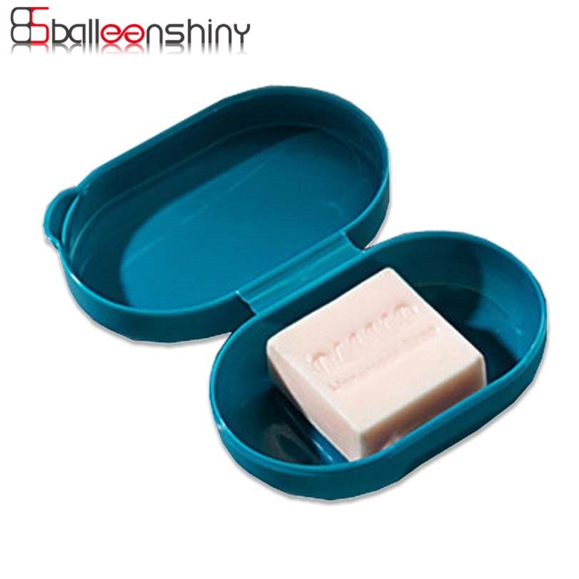 BalleenShiny мыльница для слива чехол аксессуар ванной инструмент мыло в мини формате