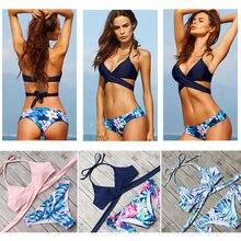 2018 Bandage Sexy Brazilian Bikini Bikinis Women Swimsuit Biquini Bathing Suit Push Up Swimwear Bikini Set