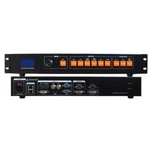 Hdmi processador de vídeo led seamless switcher lvp506 levou controlador de tela de vídeo levou tela de lcd módulo de display led