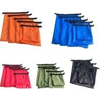 Открытый портативный Водонепроницаемый сухой мешок сумка для хранения Кемпинг Пешие Прогулки каноэ плавающий гребли сверхлегкий рюкзак