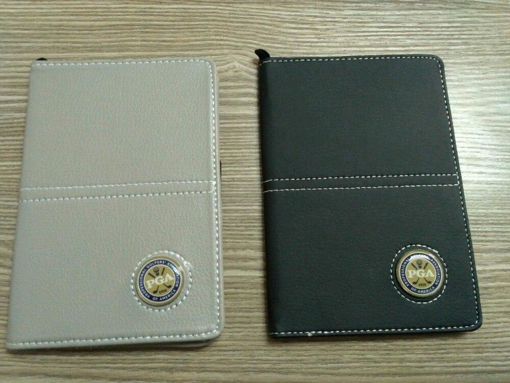 Buy free shipping Unique leather golf scorecard holder new