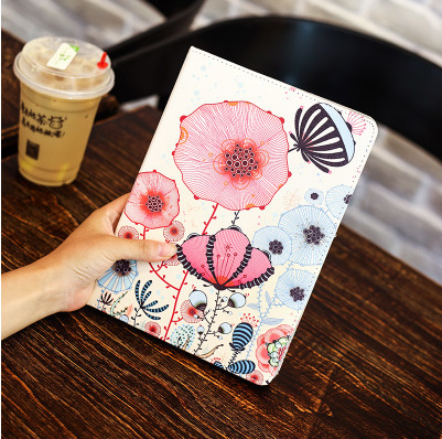 Case for IPad 9.7 2018 for New Ipad 9.7 2017 Smart Cover PU Leather Case for IPad 6th Generation for A1893 A1822 IPad 2018 Case