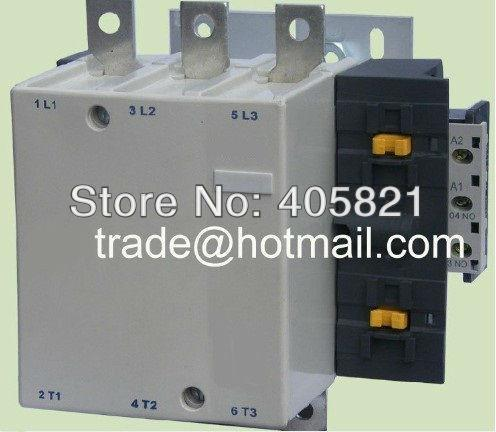 CJX2-F185 AC Contactor 3P 185A best quality ac contactor cjx2 150 150a 3p used for ac motor