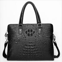 Men's Business Handbags Men's Bags Leather Shoulder Messenger Bag Computer Bag Current Fashion Briefcase High Quality