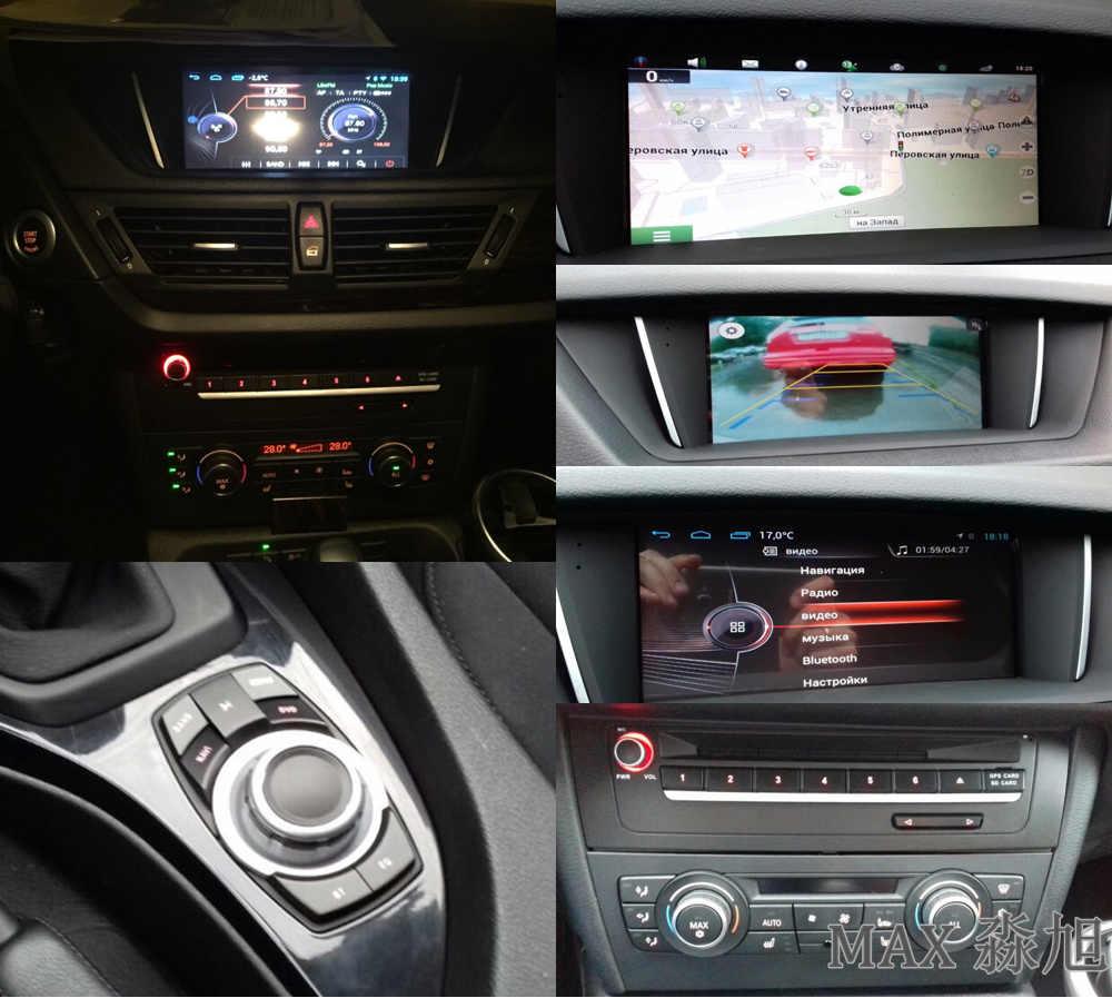 Макс Android 8,1 gps автомобильный dvd плеер с навигацией плеер для BMW X1 E84 2009 2010 2011 2012 2013 автомобиля Радио RDS Wi-Fi gps с бесплатными картами SWC