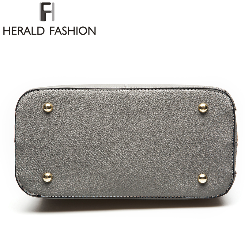 Herald Fashion PU ტყავის ზედაპირით - ჩანთები - ფოტო 5