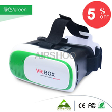 First Launched Upgraded Colorful VR BOX II 2.0 Version Virtual Reality 3D Glasses For 3.5 – 6.0″ Smartphone 5 Colors Available