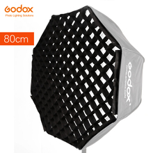 "Godox Portable 80cm 32"" Honeycomb Grid Umbrella Photo Softbox Reflector for Flash Speedlight Grid Only"