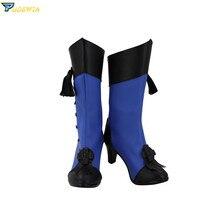 Black Butler Kuroshitsuji Ciel Phantomhive Cosplay Shoes Boots
