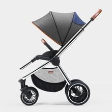 Kidsworld Baby Trolley Lightweight Portable Folding Luxury Baby Strollers Hot Mom Baby Stroller Travel Pram Umbrella Stroller