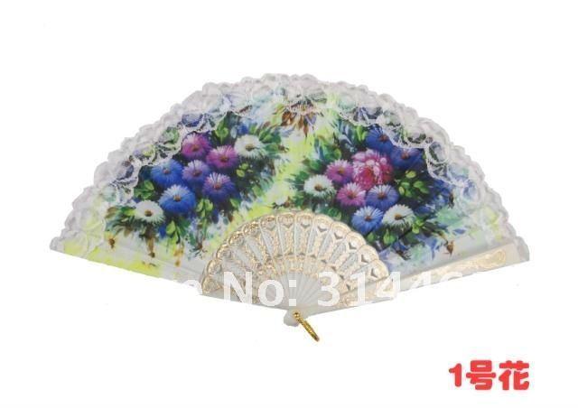 Fan/Chinese Fan/Decorate Fan/White color