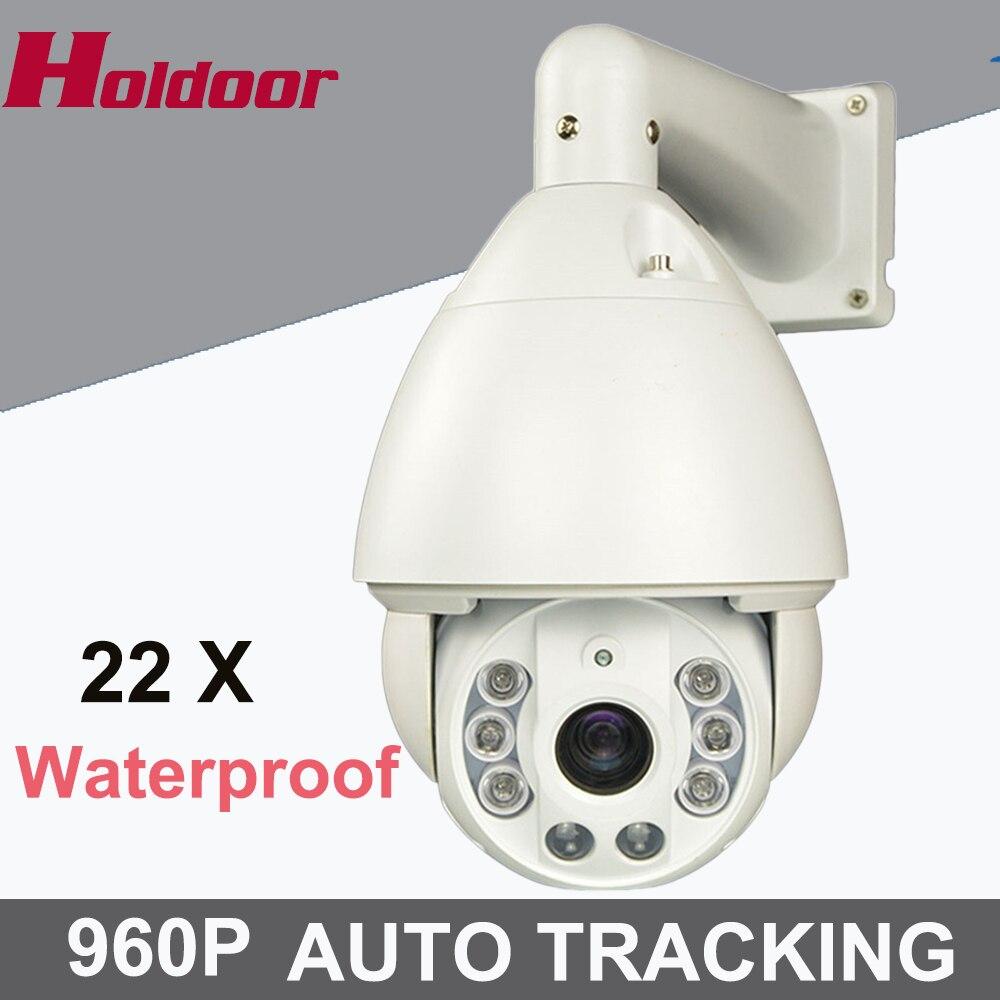7 CCTV Security HD IP network 960P PTZ Auto Tracking Camera High Speed 22X ZOOM IR 100M IP66 256 Presets 6+2LEDlights 7 cctv security hd ip network 960p ptz auto tracking camera high speed 22x zoom ir 100m ip66 256 presets 6 2ledlights