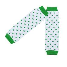 Sale Casual Leggings Leg Warmers Baby New Arrival Kids Winter Set For St. Patricks Day Four Leaf Design Leg Warmer Infant