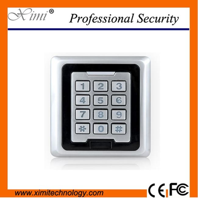 Ip68 Waterproof M03-F Card Reader 1-10Cm Work Distance 8000 User Standalone Rfid Card Reader Single Door Access Control epos 8000 700 22 68 87