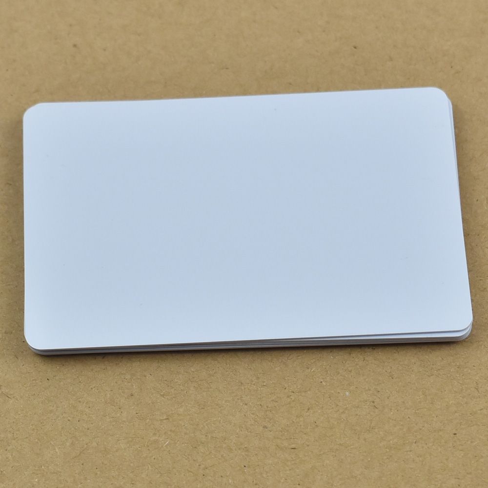 5pcs/lot UID Changeable Nfc Card Block 0 Rewritable 1k S50 13.56Mhz  Credit Card Size Chinese Magic Backdoor Commands