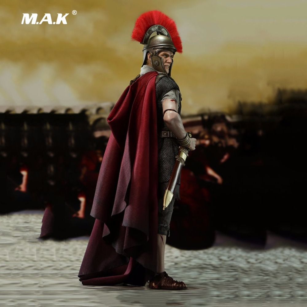 1/6 Roman Republic Centurion XIII Gemina Warriors Lucius Action Figure Collection Model Toys With box nikko машина nissan skyline gtr r34 street warriors 1 10 901584 в перми