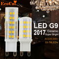 LED G9 G4 Bulb LED Corn lamp COB 220V 5W 7W 9W  Replace Halogen Lamp Led Spotlight  Crystal lampada for Chandelier