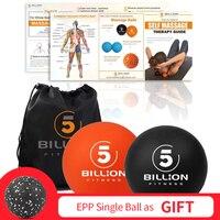 PROCIRCLE массаж Лакросс шары для самостоятельной для миофасцинального расслабления терапевтическая, для мышц узлов и Йога терапии набор из 2 Т...