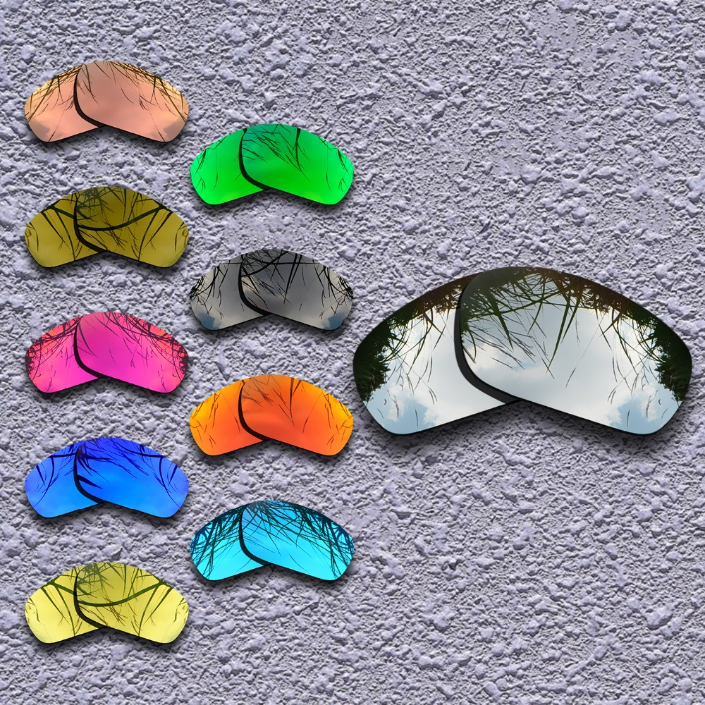 Polarized Replacement Lenses For Oakley Jawbone Sunglasses - Multiple Choices