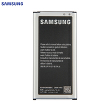 SAMSUNG Original Replacement Battery EB-BG900BBC + Dock Chargr For Samsung S5 G900S G900F G9008V 9006V 9008W 9006W G900FD 2800mA аккумулятор мобильного телефона samsung eb bg900bbegru для galaxy s5 g900f g900fd 2800 mah