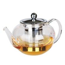 Freies verschiffen kamjove a-08 teetasse teekanne elegant tasse glas tee-set tasse