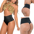 Hot Womens Sexy Panties Underwear Seamless G-string High Waist Slim Tummy Briefs Intimates Q5368
