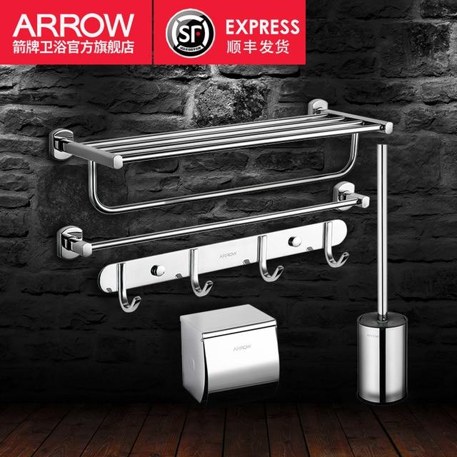 Wrigley New Sanitary Ware Bathroom Accessories Hardware Hanging Stainless Steel Towel Paper Towel Bathroom Frame