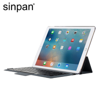 For Apple Keyboard Case Ultra Thin Smart Stand Folio Cover Wireless Bluetooth Keyboard For Apple IPad