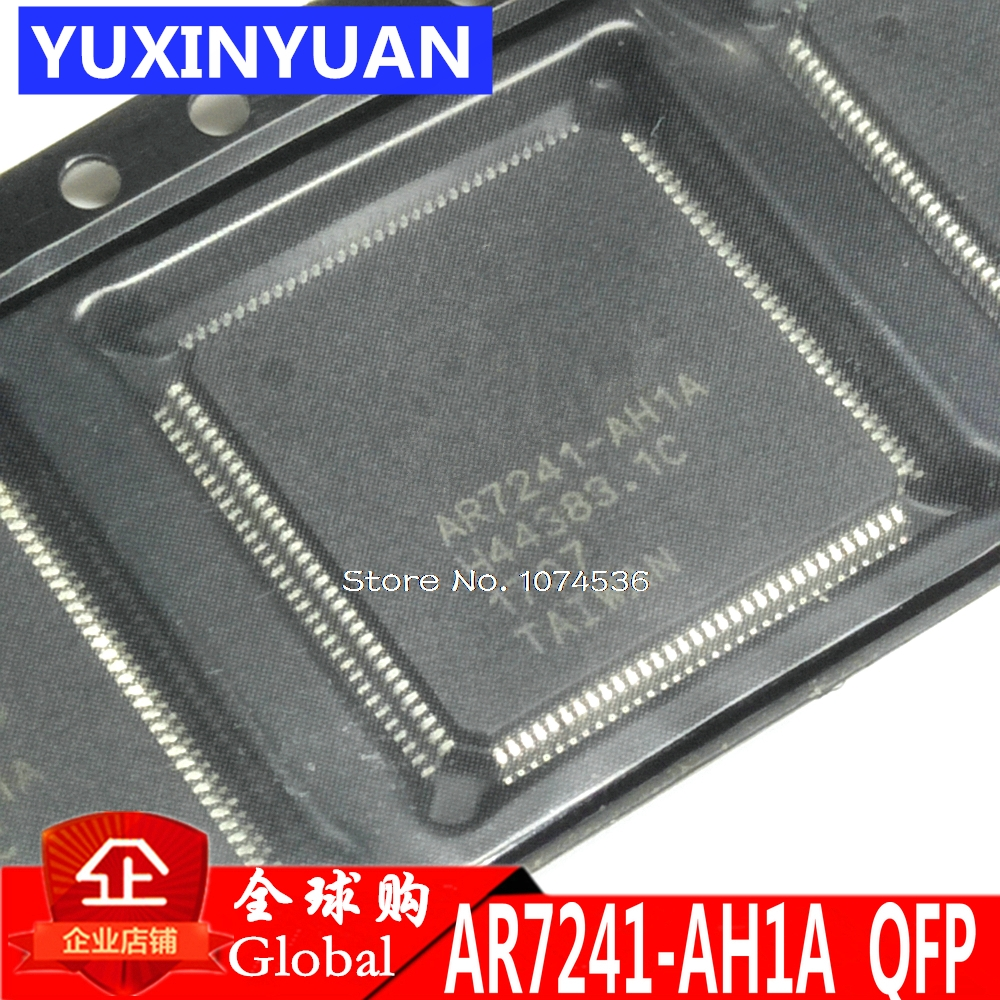 5pcs/lot AR7241-AH1A AR7241 AH1A QFP-128 Chipset In Stock