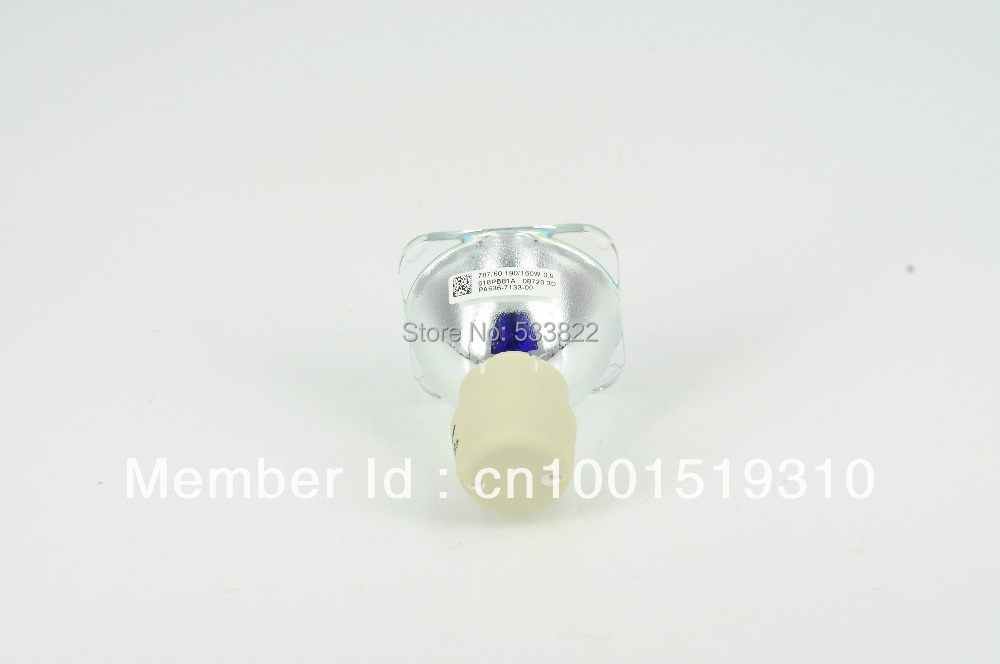 ФОТО SP.87S01GC01  Original bare lamp for  Projector OPTOMA EP763
