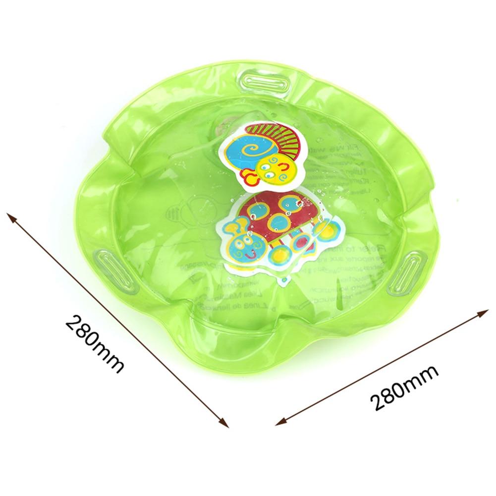 Бассейн надувная подушка мини Пляжная надувная игрушка для воды Прямая