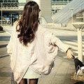 Новый 2016 YHKGG женская Мода Трикотажные Свитера Топы Весна Женщины С Длинным Рукавом Кардиганы Случайные Пальто женская Одежда