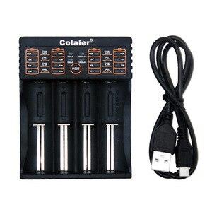 Image 4 - Colaier lii 500 C40 C20 Lii 100 LCD 3.7V 1.2V 18650 26650 16340 14500 10440 18500 Battery Charger