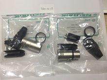 20 PCS/lot original pour Connecteur NEUTRIK, 10 pièces, NC3MXX mâle et femelle, Un ensemble de 3 Broches XLR avec!