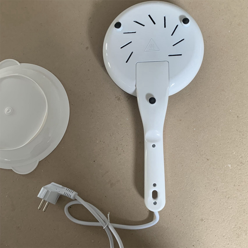 Электрическая блинница для завтрака и пиццы, блинная форма для выпечки, антипригарная сковорода для торта, китайский пружинный рулон, инструменты для приготовления пищи, Eu Pl