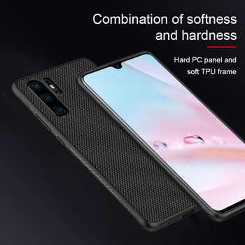 10pcs/lot Wholesale NILLKIN Textured Case for Huawei P30 Pro Hard PC Frosted Matte Phone Case for huawei P30 Pro