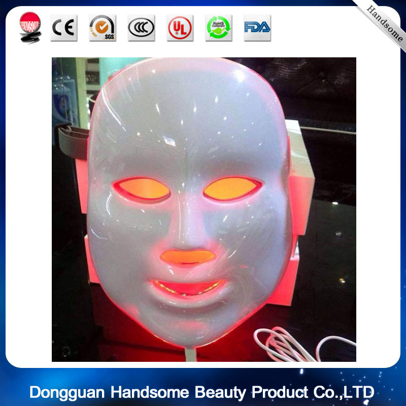 LED Photon Therapy Light Treatment Facial Skin Care Mask Red Green Blue Light bio wave red blue yellow green led photon light skin therapy whitening tightening acne treatment facial beauty massager machine