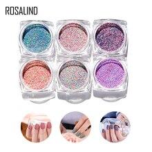 NEW 6colors Powder Nail Pastel DIY Nail Glitter Nail Art Gli