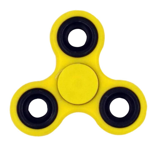 Ceramics Beads Spinner Plastic EDC Hand Spinner For Autism and ADHD Fidget Spinner Long Time Anti Stress Toys