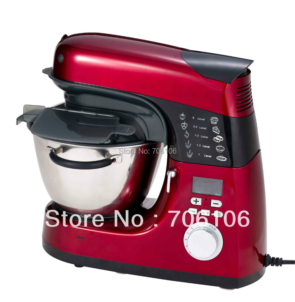 Kenwood Cooking Chef Stand Mixer With A Cold Hot Multi